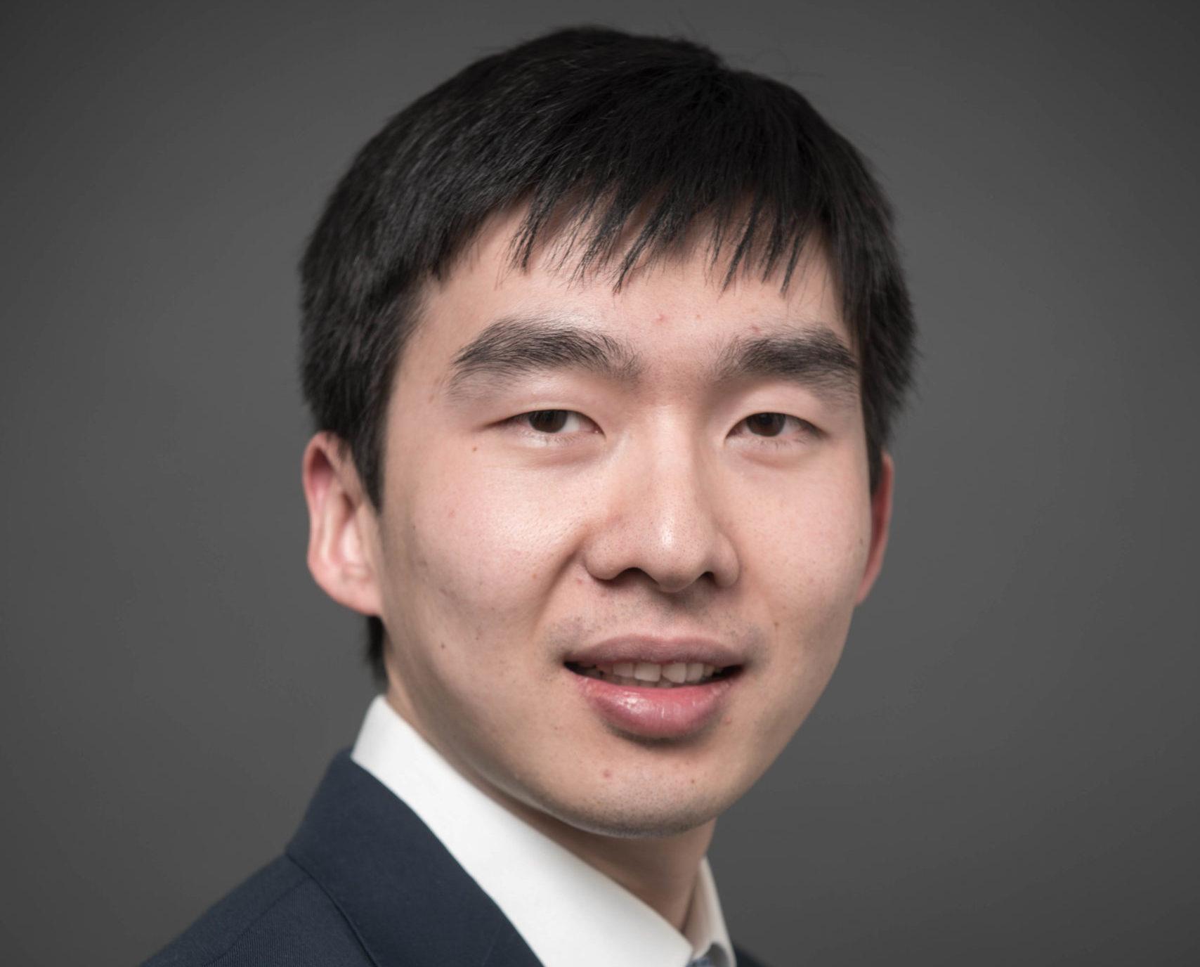 Ziliang Ye, Team Lead; SBQMI, UBC Physics & Astronomy