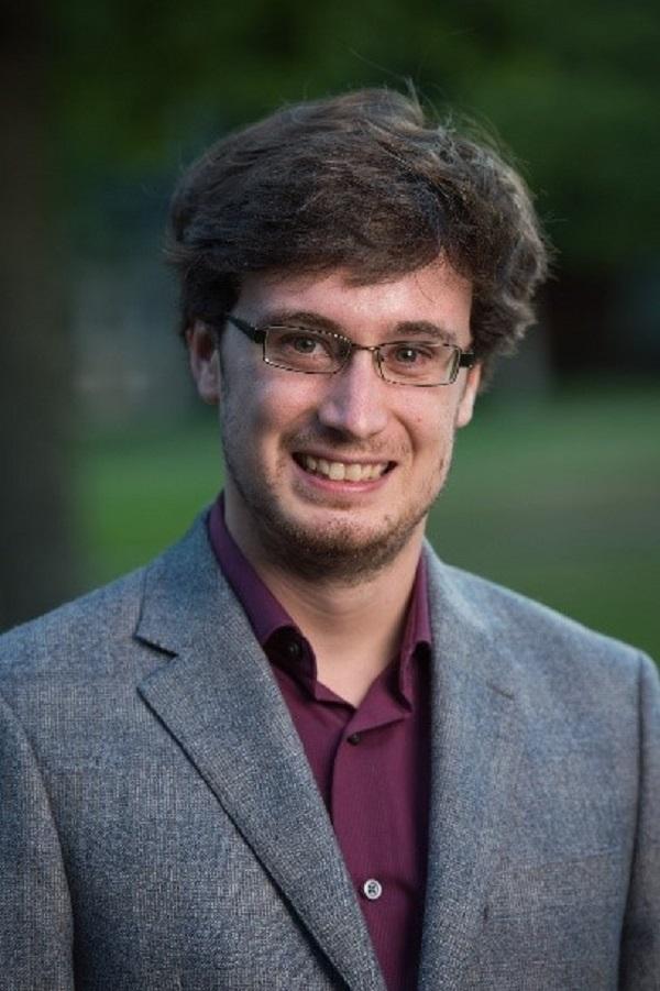 Etienne Lantagne-Hurtubise Ph.D. student in Prof. Marcel Franz's research group